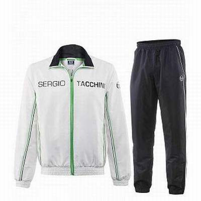 jogging sergio tacchini vert veste survetement sergio tacchini. Black Bedroom Furniture Sets. Home Design Ideas